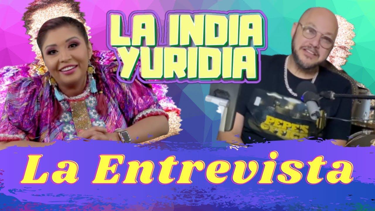 """""""Buscamos problemas pa la solución""""-- India Yuridia,  Entrevista con Pepe Garza"""