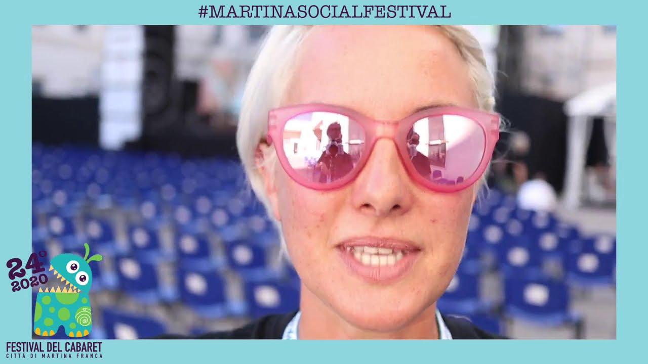 #MartinaSocialFestival 2020 - 22/8 - I. concorrenti
