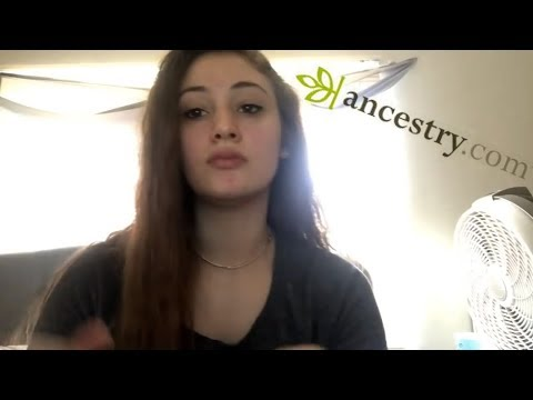 ANCESTRY DNA RESULTS (mixed race)
