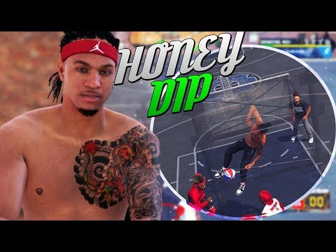 WINDMILL ALLEY-OOPS - Elbow In The Rim Alley-Oop! NBA 2K18 Playgrounds Gameplay