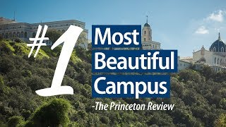 Video University of San Diego Ranked Most Beautiful Campus 2017 - The Princeton Review download MP3, 3GP, MP4, WEBM, AVI, FLV Juni 2018