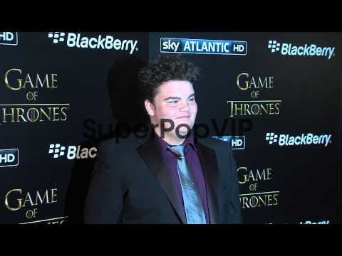 Ben Hawkey at 'Game Of Thrones' Season 3 Launch at One Ma...