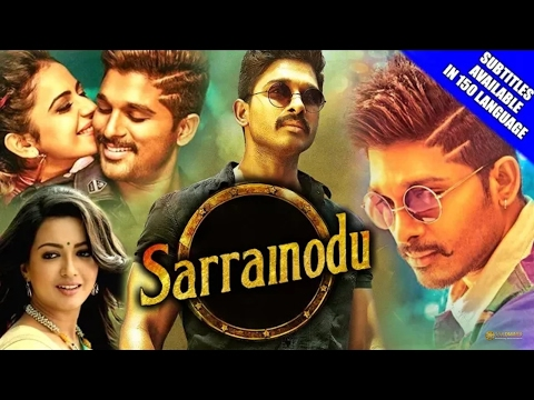 SARRAINODU (2017) NEW RELEASE FULL MOVIE...