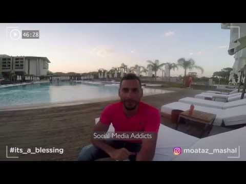 Minute With Moataz #8:  Is social media a blessing?