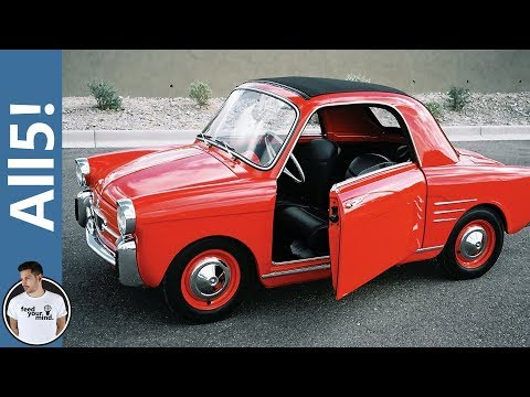 5 Of The Smallest Cars Of All Time!