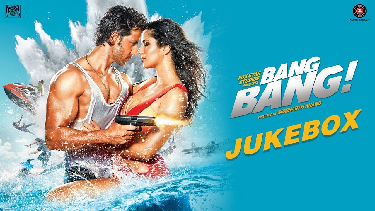 Download Bang Bang Jukebox | Hrithik Roshan & Katrina Kaif | Vishal & Shekhar