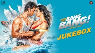 Repeat youtube video Bang Bang Jukebox | Hrithik Roshan & Katrina Kaif | Vishal & Shekhar