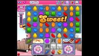 Candy Crush Saga Level 394 - NO BOOSTERS