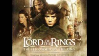 The Lord Of The Rings OST - The Fellowship Of The Ring - Rivendell