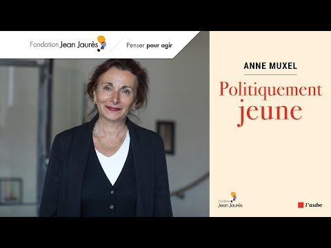 Qui sont les jeunes de France ? Débat avec Anne Muxel