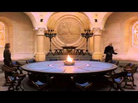 Camelot vive.rmvb: Pequeño postulado sobre los valores que hace el rey Arturo en la película Lancelot El Primer Caballero.