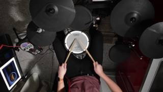 Perfect Strangers - Drum Cover - Jo...