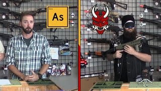 Airsoftology Interview + PNW Punk BLIND GUN TEST