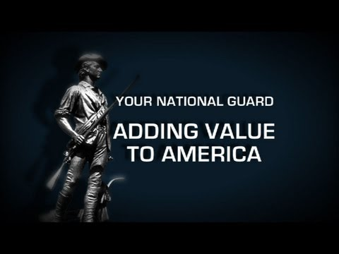 Your National Guard: Adding Value to America Ver. 2.7