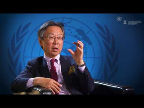 Japan's Challenges at the United Nations, a Conversation with Amb. Motohide Yoshikawa