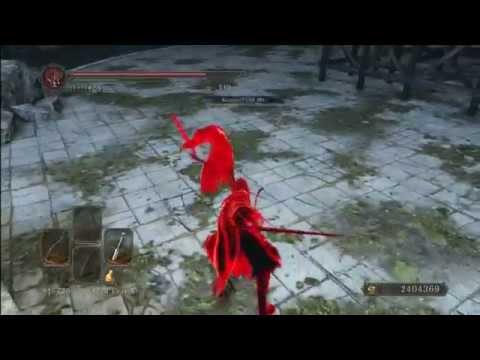 Dark Souls 2 PvP - Longsword & Composite Bow Random Duels (SL 130)