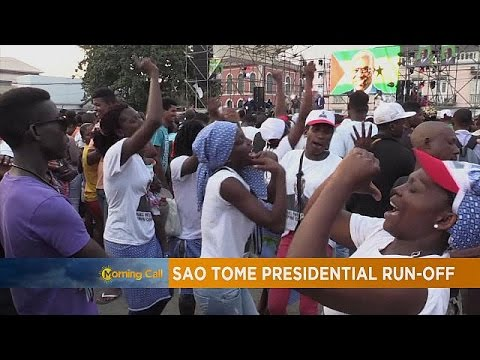 Sao Tome and Principe runoff elections [The Morning Call]