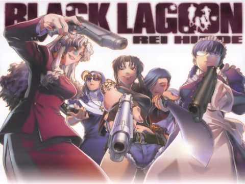 【BLACK LAGOON 3期 OP】Red fraction drive mix/MELL【最高音質】