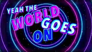 "Jamie O'Neal - ""The World Goes On"" (Lyric Video)"