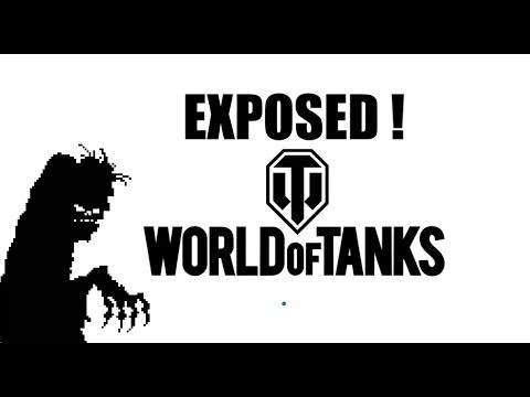 WOT - Community Contributor Exposed! | World of Tanks