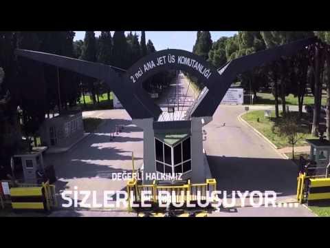 Türk Hava Kuvvetleri 104. Yıl Hava Gösterisi - YouTube
