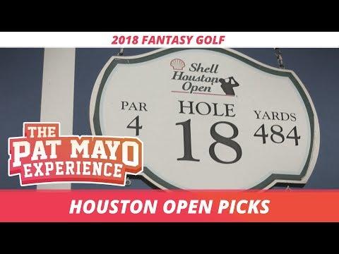 Fantasy Golf Picks: 2018 Houston Open Picks, Sleepers, and Rankings