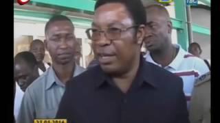 Waziri Abaini Dosari Mradi Mabasi Mwendokasi