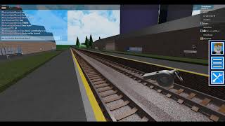 Trains at sped Roblox G C R