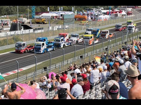 Reviewing the 4 truck races of FIA ETRC Round 5 at Hungaroring  