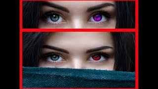How to Change Eye Color in Photoshop !Photoshop tutorial