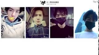 Nhật ký dùng weibo của Yibo