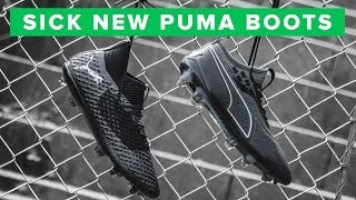 PUMA Eclipse Pack play test | Sick blackout boots