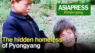 [North Korea Video Report] The hidden homeless of Pyongyang(ASIAPRESS rimjingang playlist https://www.youtube.com/playlist?list=PLpCEn7dS6-toFNQEV-oefnOBd7ZgUl0kC Pyongyang is a 'staged city', where outsiders ..., 2016-12-02T04:43:11.000Z)