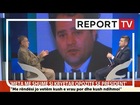 Fatos Klosi: Dëshiroj të përballem me Sali Berishën për vrasjen e Azem Hajdarit