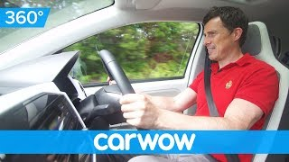Volkswagen Up! 2018 360 degree test drive | Passenger Rides thumbnail