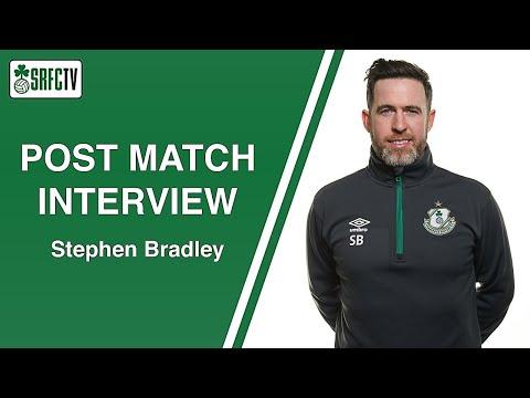 Stephen Bradley | Post Match Interview v Drogheda United | 20 April 2021