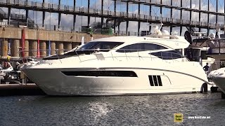 2017 Sea Ray L590 Motor Yacht - Walkaround - 2016 Montreal In Water Boat Show