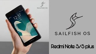 How to flash Sailfish Os in Redmi Note5/5 plus.