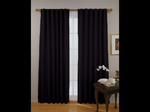 Overview Fresno Eclipse Blackout Curtains YouTube