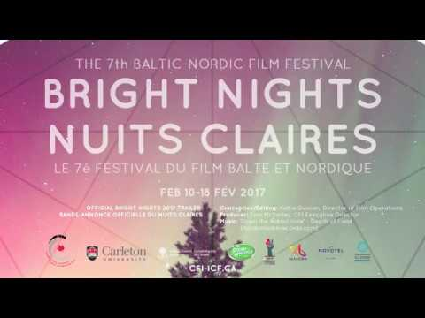 Bright Nights: the Baltic-Nordic Film Festival 2017 Trailer
