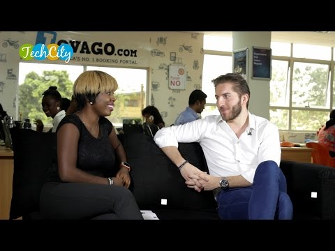 Africa Internet Group Office Tour Yaba, Lagos