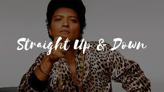 Straight Up And Down Bruno Mars Traducidas Al Español Youtube