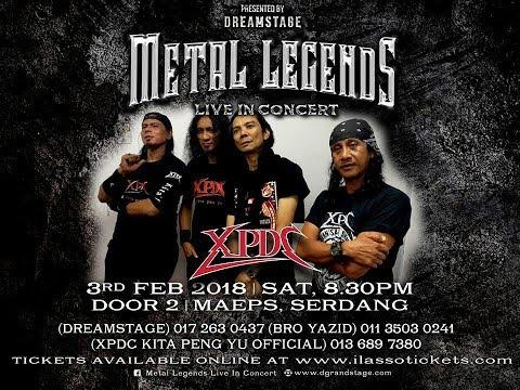 XPDC - Selendang Merdeka Live @ MAEPS  (HD Video)
