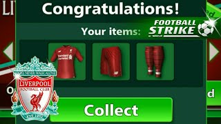 Football Strike - BUYING KIT OFFICIAL LIVERPOOL FC | Leo Ortiz