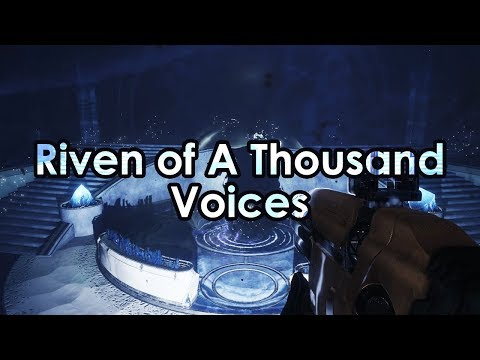 Destiny 2: Riven of A Thousand Voices Raid Guide - Last Wish
