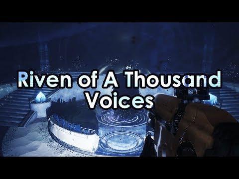 Destiny 2: Riven of A Thousand Voices Raid Guide - Last Wish