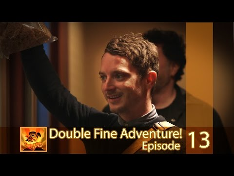 "Double Fine Adventure! EP13: ""Crash Landing a Plane"""