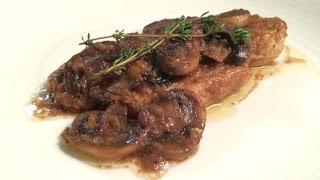 Cooking With @asiastar - Chicken Whoresala (chicken Marsala)