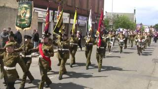 SAC Apprentice Boys of Derry May Rally 28/05/11