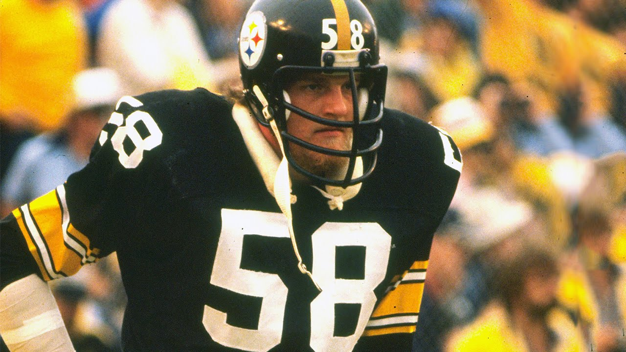 new style 50200 b8b9a #29: Jack Lambert | The Top 100: NFL's Greatest Players (2010) | NFL Films